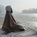 Yogi am Ganges