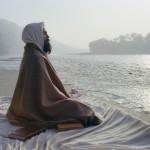 Yogi am Ganges